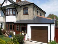 planning permission for garage extension
