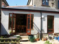 planning permission for dining room extension